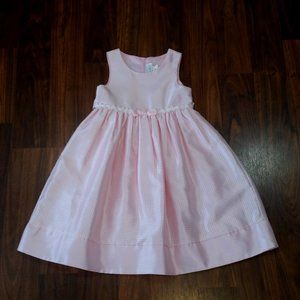 Girls' Sophie Rose Gingham Dress, size 5, EUC